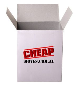 Big Boxes for Packing to your Gold Coast Removal